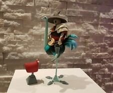 Angels & Gringos Monahan Brothers Sancho Turquoise Figure