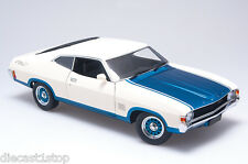 1:18 Scale Biante Ford XA Falcon Superbird - Cosmic Blue and  Polar White