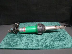 Leister Triac Hot Air Tool Plastic Welder Heat Gun