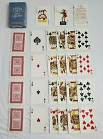 VINTAGE Tower Plastic Playing Cards #3528 Sold ONLY by Sears  Roebuck & Co.