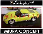 1/43 - Lamborghini Collection 50° : MIURA CONCEPT [ 2006 ] - Die-cast