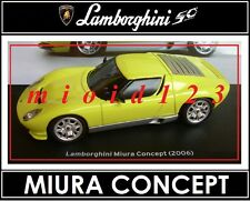 1/43 -  Lamborghini Collection 50° : MIURA CONCEPT [ 2006 ] - Die-cast
