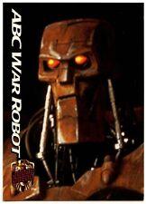ABC War Robot #54 Judge Dredd : The Movie 1995 Edge Trade Card (C1371)