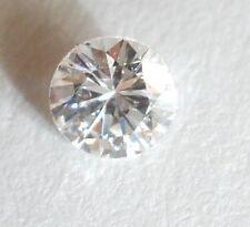 .10ctw Round Cut Natural White Loose Diamond