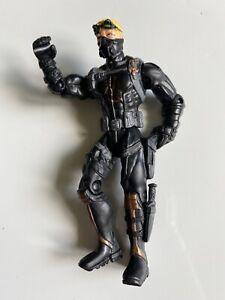 "THE CORPS Shinobi Squad DECODER 4"" ACTION FIGURE 2010"