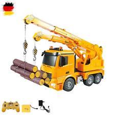 RC ferngesteuertes Baustellenfahrzeug mit Kran, Auto Modell, Modellbau, Neu