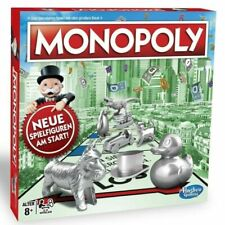 Hasbro Monopoly Classic Brettspiel