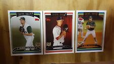 2006 TOPPS UPDATE SET 330 CARDS- HAND CORRELATED-ROOKIES-LESTER, SHIELDS, NAPOLI