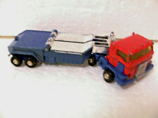 Tonka Go Bots: Road Ranger complete part lot