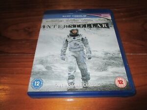 Interstellar  ( Matthew McConaughey ) - 2 Disc set - Blu-Ray