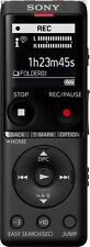 Open-Box Excellent: Sony - UX Series Digital Voice Recorder - Black