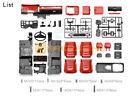 1/10 Interior Kit Simulation Center Kit for TRAXXAS TRX-4 K5 Blazer Crawler Body