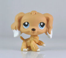 Pet Spaniel Dog Collection Child Girl Boy Figure Littlest Toy Loose LPS984
