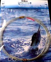 wind on leader medium pack 3 x 150 lb 3 x 200 lb wind on leaders Game Fishing
