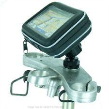 """Yoke 50 - IPX4 Waterproof Motorcycle Yoke Nut Cap GPS Mount for 6"""" XXL SatNav"""