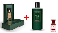FM 900 Pure Royal Perfume + Shower Gel. Lost Cherry Tom Ford for women and men