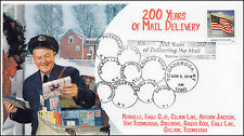 2016, 200 years of mail delivery, Ticonderoga NY, Postmarks, Pictorial, 16-337