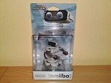 Nintendo Wii U 3DS Amiibo Super Smash Bros. R.O.B. ROB No. 46 NEU NEW SEALED