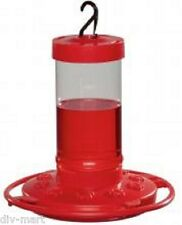 FIRST NATURE 16 oz HUMMINGBIRD FEEDER, #3051, Made In USA
