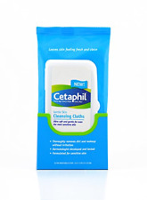 Cetaphil Gentle Skin Cleansing Cloths, 25 Count Pack of 2