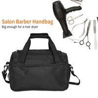 Pro Hair Stylist Salon Barber Bag / Makeup Case Hairdressing Scissors Combs Tool