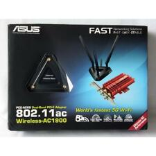 Asus PCE-AC68 AC1900 Dual Band PCI Express Wireless WiFi Network Card Adapter