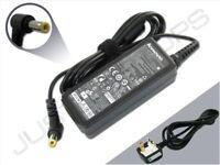 Original Genuino Lenovo Ideapad S10-3 S10-3C S10-3S 30W Cargador Adaptador AC