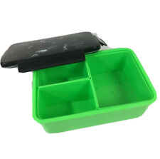Cat & Jack Food Storage Container For Kids Green