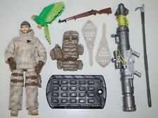 GI JOE RISE OF COBRA ARCTIC THREAT SHIPWRECK TOYS R US LOOSE COMPLETE