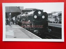 PHOTO  SR WEST COUNTRY  CLASS LOCO NO 34027 TAW VALLEY (3)