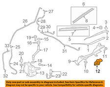 MITSUBISHI OEM 2013 Outlander Front Windshield Wiper Motor 8250A811