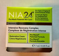 NIA 24 Intensive Recovery Complex New 7ml / 0.25 oz Sample/Travel Size Nia24