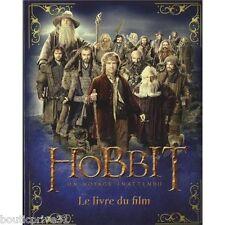 Livre  - Le Hobbit, Un Voyage Inattendu - Le Livre Du Film