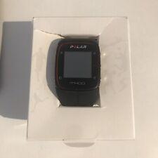 Polar M400 Sport-/Fitnessuhr in schwarz J013