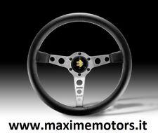 VOLANTE MOMO PROTOTIPO con razze silver Nuovo LENKRAD Steering wheel
