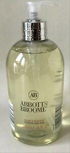 Abbott & Broome Orange & Bergamot Hand Wash Jumbo Luxurious Liquid Soap 500ml