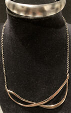 And Bangle Bracelet Alexis Bittar Necklace