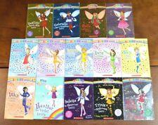 Lot of 14 PB Rainbow Magic Fairy Chapter Books Princess Jewel Fashion Party L7