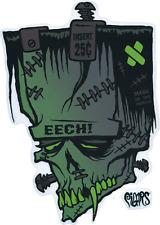 Franken EECH! STICKER Decal Frankenstein Eric Pigors PG53