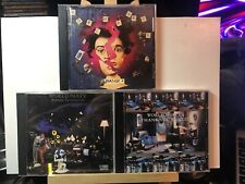 Pre-owned ~ World Party CD Lot of 3 (Bang!, Thank You World, Private Revolution)