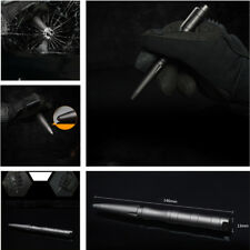 Car Self Defense Safety Driving Safety Hammer Tactical Pen Tungsten Steel Head