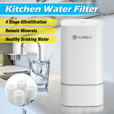 AUG 4 Stage Home Drinking Reverse Osmosis System PLUS  Water Filters 120L / H