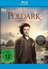 Poldark - Staffel 1 Blu-ray Disc