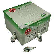 NEW Shop Pack 25 NGK BPMR7A Spark Plug Chainsaw Trimmer