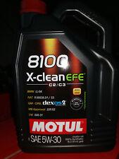 5 Liter MOTUL 8100 X-CLEAN EFE 5W-30 Motoröl BMW Longlife-04  MB 229.52 C2 / C3