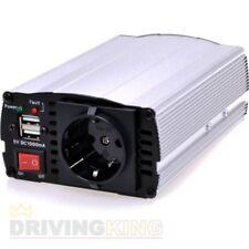 KFZ Spannungswandler 12 zu 230 Volt 300 Watt Auto Steckdose 220 Volt Camping