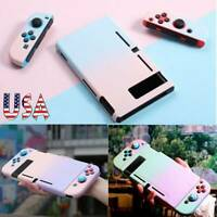USA Chic Hard Case Cover for Nintendo Switch Games Console Jon-Con Snap on Case