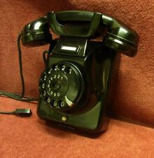 Telefon W49  Wandtelefon TI-WA Telephone  restauriert  W49