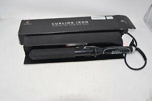 Curling Iron 1 1/4-inch Instant Heat Extra-smooth Tourmaline Ceramic Coat Pro