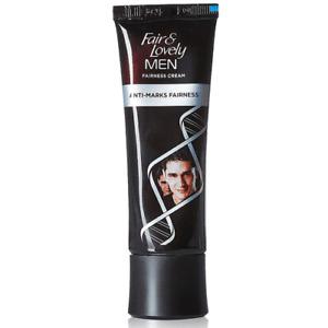 Fair & Lovely Men Anti Marks Fairness Cream | Skin Face Lightening Male - 50g